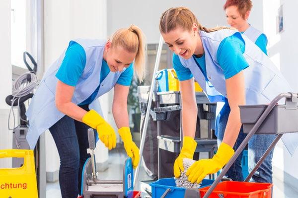 Empresas de limpieza impecable en Villalba