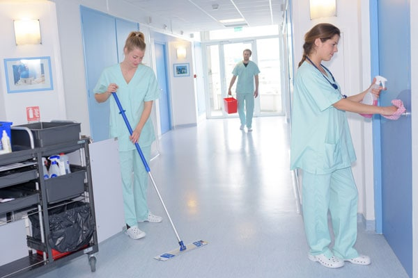 Empresas de limpieza en Villalba