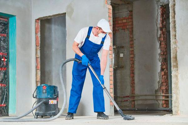 Limpieza fin de obra en Villalba y mantenimiento