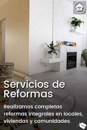 reformas en un hogar